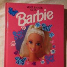 Barbie y Ken: BARBIE AGENDA SCOLAIRE 1992 -1993. Lote 236418845