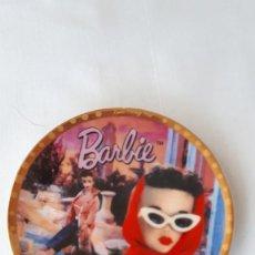 Barbie y Ken: BARBIE PLATO DE PORCELANA COLECCIONISTA EDICION LIMITADA. Lote 240363060