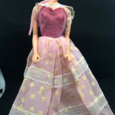 Barbie y Ken: VESTIDO BARBIE DESTELLOS. Lote 244817230