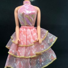 Barbie y Ken: VESTIDO BARBIE. Lote 244818145