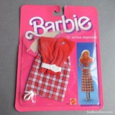 Barbie y Ken: BARBIE ACTIVE FASHIONS. 1985. Lote 246173790
