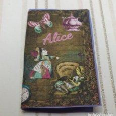 Barbie y Ken: BARBIE . BJD. PULLIP. BLYTH.LIBRO DE SCRAPBOOK ALICIA EN EL PAIS DE LAS MARAVILLAS. Lote 247507605