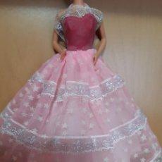 Barbie y Ken: VESTIDO BARBIE DESTELLOS SPAIN. Lote 249525620