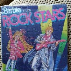 Barbie y Ken: PUZZLE BARBIE Y LOS ROCK STARS. Lote 253510700