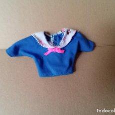 Barbie y Ken: JERSEY AZUL DE BARBIE. Lote 256018915