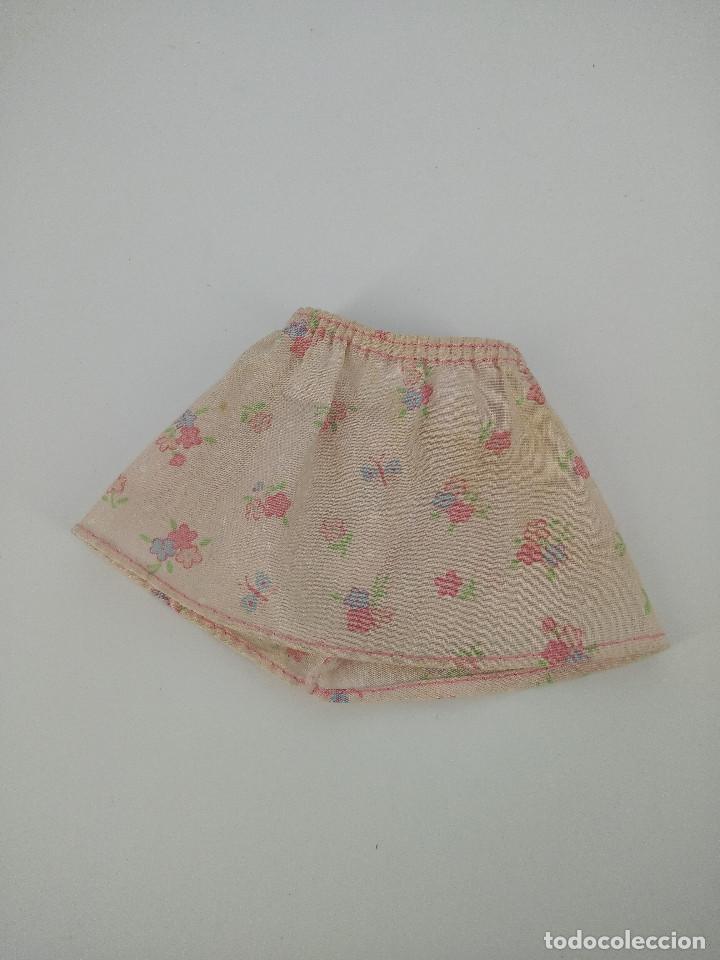 FALDA ORIGINAL MY FIRST EASY ON FASHIONS #1876 - MATTEL, 1986 (Juguetes - Muñeca Extranjera Moderna - Barbie y Ken - Vestidos y Accesorios)
