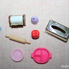 Barbie e Ken: ACESSORIOS, COCINA, ZAPATOS, BOLSAS, BEBE, COSAS PARA BARBIE - SHELLY - KEN VER EN MIS ANUNCIOS. Lote 262047405