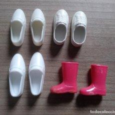 Barbie y Ken: LOTE JUGUETE, ZAPATOS PARA FAMILA MUÑECA BARBIE O CHABEL. Lote 262072020