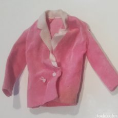 Barbie y Ken: CHAQUETA AMERICANA BARBIE DAY TO NIGHT ROSA PINK JACKET OUTFIT 1985. Lote 262650790