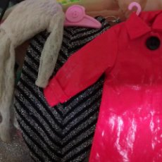 Barbie y Ken: LOTE PRENDAS VARIADAS VINTAGE PARA BARBIE . OBSERVAS FOTOS.. Lote 262654045