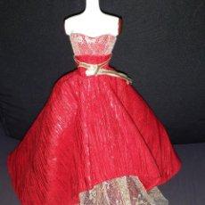 Barbie y Ken: VESTIDO BARBIE COLLECTOR. Lote 262659685