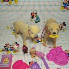 Barbie y Ken: LOTE DE PERRITOS. Lote 262953520