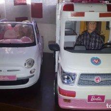 Barbie y Ken: BARBIE 1999-KENT-AMBULANCIA-COCHE. Lote 263072360