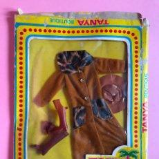 Barbie y Ken: BLISTER CONJUNTO TANYA ESTILO BARBIE AÑOS 70. Lote 265380254