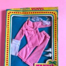 Barbie y Ken: BLISTER CONJUNTO TANYA ESTILO BARBIE AÑOS 70. Lote 265380344