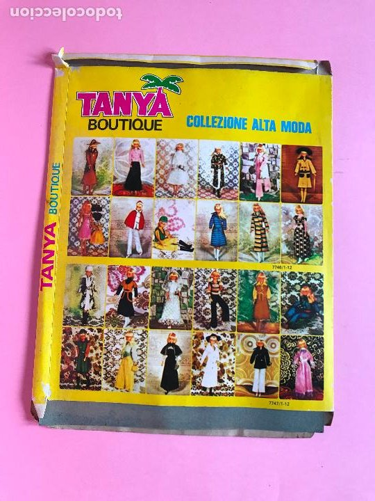 Barbie y Ken: CONJUNTO TANYA ESTILO BARBIE AÑOS 70 - Foto 2 - 265380439