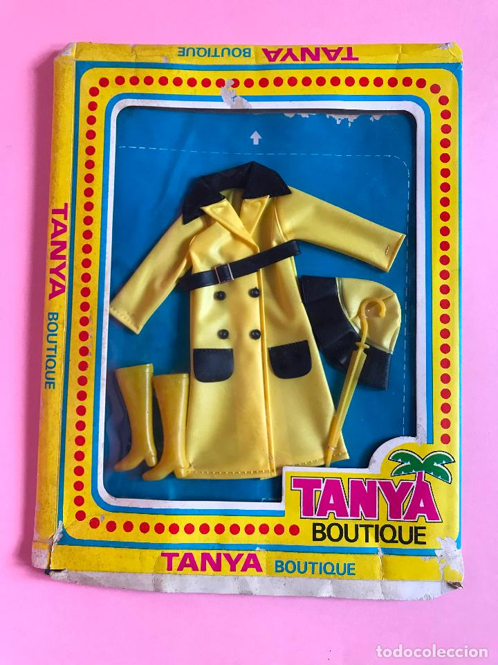 CONJUNTO TANYA ESTILO BARBIE AÑOS 70 (Juguetes - Muñeca Extranjera Moderna - Barbie y Ken - Vestidos y Accesorios)