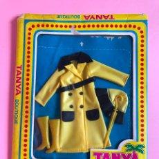 Barbie y Ken: CONJUNTO TANYA ESTILO BARBIE AÑOS 70. Lote 265380439