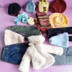 Barbie y Ken: LOTE DE ROPA MUÑECAS BRATZ. Lote 265832584
