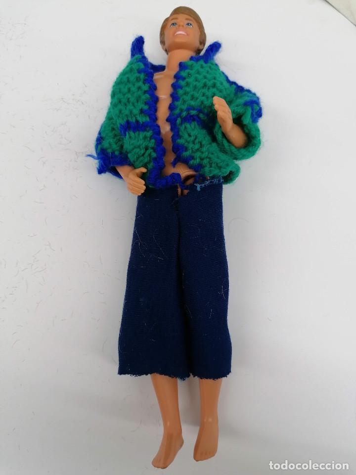 KEN COMPAÑERO BARBIE AÑOS 90 (Juguetes - Muñeca Extranjera Moderna - Barbie y Ken - Vestidos y Accesorios)