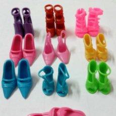 Barbie et Ken: ZAPATOS BARBIE - UNIDAD. Lote 268604679