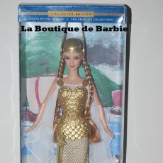 Barbie y Ken: BARBIE PRINCESA DE LOS VIKINGOS. Lote 269045548