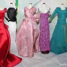 Barbie y Ken: COLECCION VESTIDOS MUÑECA BARBIE SALVAT VESTIDOS INOLVIDABLES. Lote 269389628