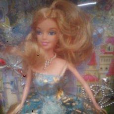 Barbie y Ken: MUÑECA PRINCESA TIPO BARBIE CON ACCESORIOS. Lote 269391198