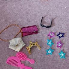 Barbie y Ken: LOTE ACCESORIOS BARBIE MATTEL. Lote 269848428