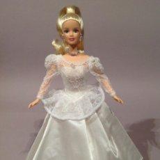 Barbie y Ken: COLECCION NOVIAS VESTIDO DE NOVIA, BODA, DE Y PARA BARBIE. Lote 270399123