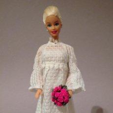 Barbie y Ken: COLECCION NOVIAS VESTIDO DE NOVIA, BODA, DE Y PARA BARBIE. Lote 270399728