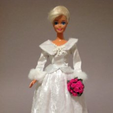 Barbie y Ken: COLECCION NOVIAS VESTIDO DE NOVIA, BODA, DE Y PARA BARBIE. Lote 270399748