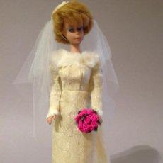 Barbie y Ken: COLECCION NOVIAS VESTIDO DE NOVIA, BODA, DE Y PARA BARBIE. Lote 270399873