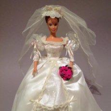 Barbie y Ken: COLECCION NOVIAS VESTIDO DE NOVIA, BODA, DE Y PARA BARBIE. Lote 270399963