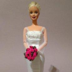 Barbie y Ken: COLECCION NOVIAS VESTIDO DE NOVIA, BODA, DE Y PARA BARBIE. Lote 270400138