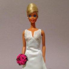 Barbie y Ken: COLECCION NOVIAS VESTIDO DE NOVIA, BODA, DE Y PARA BARBIE. Lote 270400158