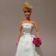 Barbie y Ken: COLECCION NOVIAS VESTIDO DE NOVIA, BODA, DE Y PARA BARBIE. Lote 270400238