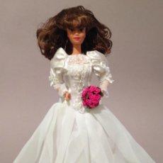 Barbie y Ken: COLECCION NOVIAS VESTIDO DE NOVIA, BODA, DE Y PARA BARBIE. Lote 270400383