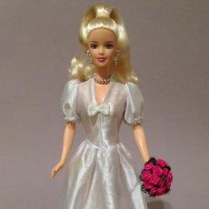 Barbie y Ken: COLECCION NOVIAS VESTIDO DE NOVIA, BODA, DE Y PARA BARBIE. Lote 270400603