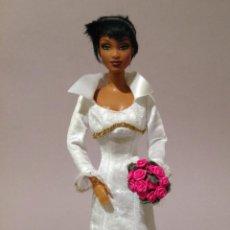 Barbie y Ken: COLECCION NOVIAS VESTIDO DE NOVIA, BODA, DE Y PARA BARBIE. Lote 270400623