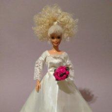 Barbie y Ken: COLECCION NOVIAS VESTIDO DE NOVIA, BODA, DE Y PARA BARBIE. Lote 270400738