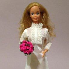 Barbie y Ken: COLECCION NOVIAS VESTIDO DE NOVIA, BODA, DE Y PARA BARBIE. Lote 270400768