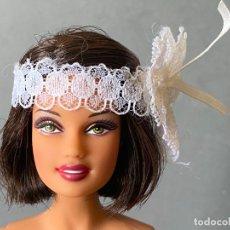 Barbie y Ken: SOMBRERO, TOCADO BARBIE. Lote 271575358