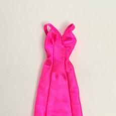 Barbie et Ken: BARBIE SUPERSTAR VESTIDO ROSA CONGOST AÑOS 70. Lote 274776603