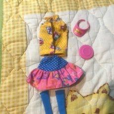 Barbie y Ken: BARBIE ROPA ACCESORIOS CALIFORNIAN DREAM VINTAGE. Lote 276598078