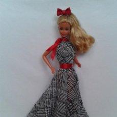 Barbie y Ken: VESTIDO DE FIESTA PARA BARBIE O MUÑECA SIMILAR. Lote 277089703