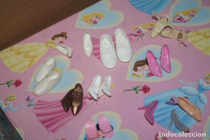 ZAPATOS MUÑECA BARBIE (Juguetes - Muñeca Extranjera Moderna - Barbie y Ken - Vestidos y Accesorios)