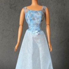 Barbie y Ken: VESTIDO LARGO BARBIE. Lote 277131903