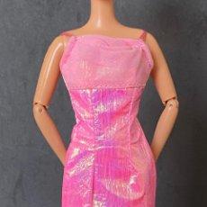 Barbie y Ken: VESTIDO LARGO BARBIE. Lote 277131923