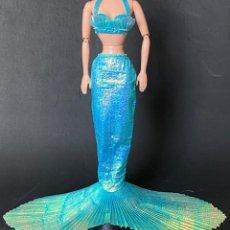 Barbie y Ken: CONJUNTO DE SIRENA BARBIE. Lote 277132023